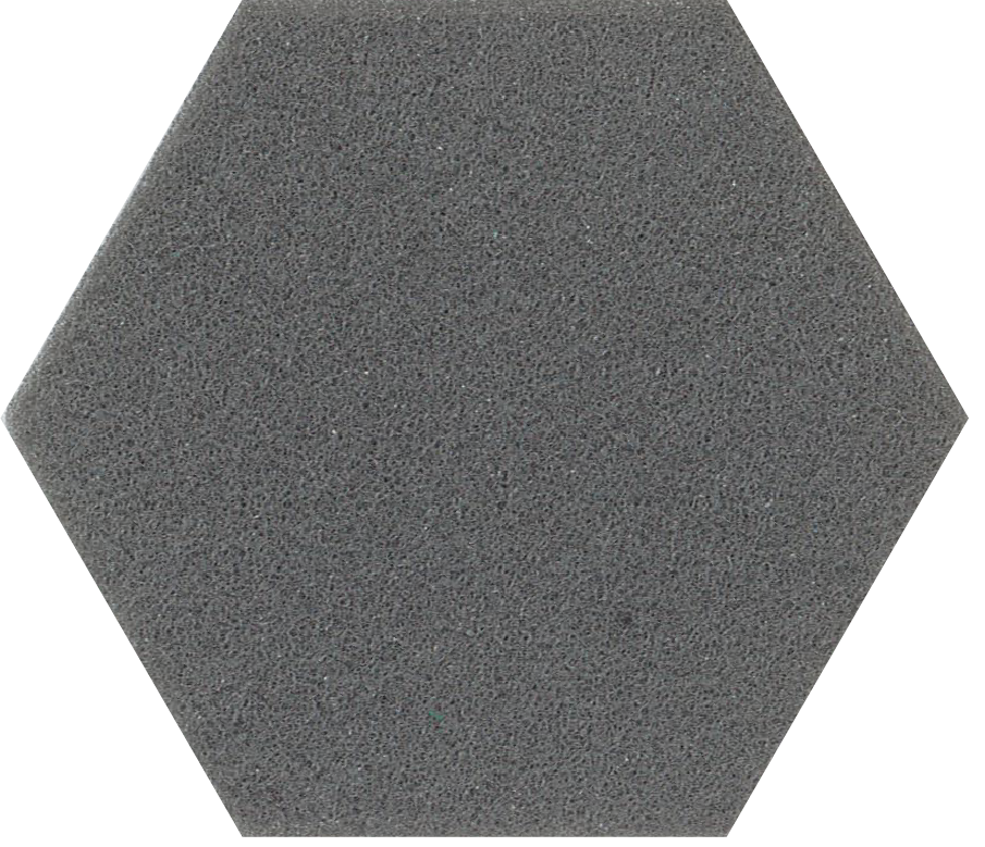 polyether 22 den grey foam