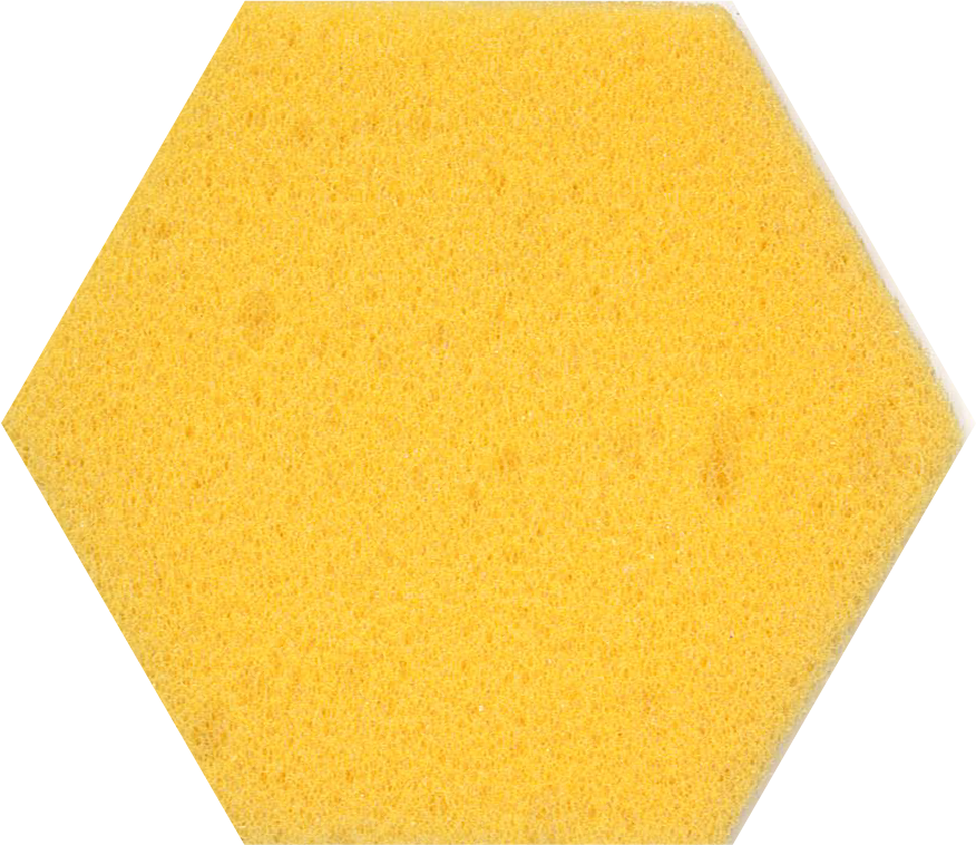 polyether yellow honeycomb foam