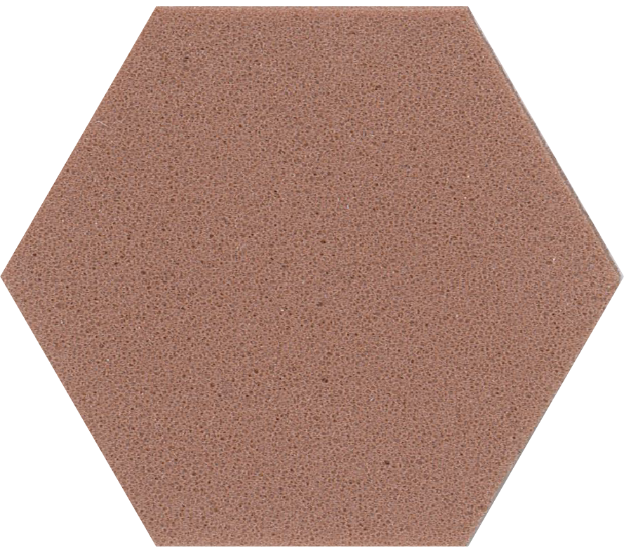 polyether 80 den brown foam