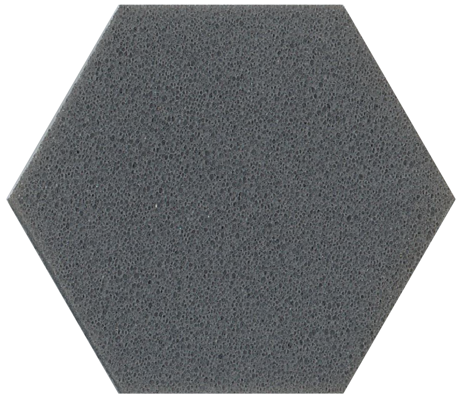 polyether 110 den grey foam